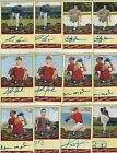 (12) 2011 UD GOODWIN CHAMPIONS BASEBALL ROOKIE AUTO LOT NICE MIX HUGE POTENTIAL!