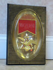 VTG 1969 MICHELOB BEER RED RIBBON BUBBLE TAVERN WALL SIGN ANHEUSER BUSCH BUD NR