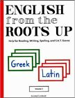 English from the Roots Up Volume 1 by Joegil K Lundquist Paperback Book Englis