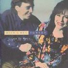 DICK & MEL TUNNEY LEFT TO WRITE CD NEW (CD, Jun-1993, Warner Alliance)