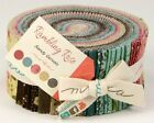 Rambling Roset by Sandy Gervais - Moda Jelly Rolls 2.5