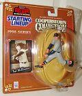 MLB Starting Lineup Collectors Club Cooperstown Ted Williams Boston Red Sox 1998