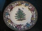 BRAND NEW SPODE WOODLAND GROVE CHRISTMAS TREE DINNER PLATE RARE