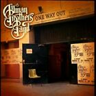 One Way Out: Live at the Beacon Theatre by The Allman Brothers Band *New CD*