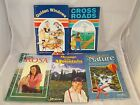 A Beka 5  5 6 Reader Lot Rosa Messages of the Mountain Adventures in Nature