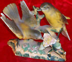 VTG Collectible Bradley Ceramic Orioles Bird Figurine California Creation Japan