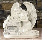 Angel Baby Memorial Statue Figurine Miscarriage Tribute