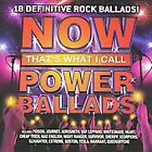 Now Compilation - Now Power Ballads (2009) - Used - Compact Disc