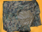 USMC Field Tarp shelter  US Marines  New Unissued MARPAT Not contract Coyote