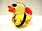 LIFEGUARD HAPPY DUCK LIFE GUARD DUCK WITH BUOY DUCKS  2013 SWAROVSKI    #1143443