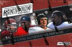 2014 PRESS PASS SHOWBOUND FOOTBALL HOBBY 20 BOX CASE