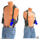 Shoulder holster With Extra Magazine Pouch For Ruger P 85P 89P 90