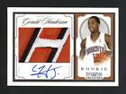 2009 National Treasures Gerald Henderson Auto RC 99 *3-Color Patch* Autograph SP