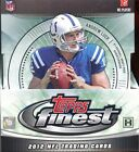 2012 TOPPS FINEST HOBBY SEALED FOOTBALL BOX