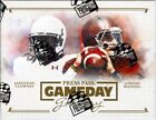 2014 PRESS PASS GAMEDAY GALLERY FOOTBALL HOBBY 20 BOX CASE