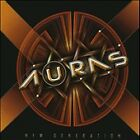 New Generation by Auras (CD, Mar-2010, Frontiers Records (UK))