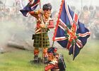THE COLLECTORS SHOWCASE NAPOLEONIC CS00430 92ND HIGHLANDERS KINGS COLORS MIB