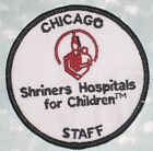 Chicago Shriners Hospital for Children Staff Patch - Illinois - 3