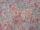 Country Florals by Joan Kessler for Concord BTY Calico Flowers on Beige