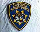 California Highway Patrol  3D routed carved wood patch plaque Sign gift