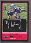 2011 Topps Magic Rookies Cut Autographs Black Autograph Auto DeMarco M