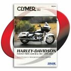 2004-2005 Harley Davidson FLHRS/FLHRSI Road King Custom Repair Manual Clymer