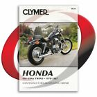 1986-1987 Honda CMX450C Rebel Repair Manual Clymer M334 Service Shop Garage