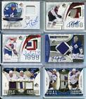 09-10 Upper Deck SP Authentic Rookie Review Patch Auto Mike Ribeiro 100