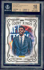 2012 panini national convention vip #4 KYRIE IRVING rookie BGS 10 pristine