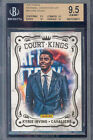2012 panini national convention vip #4 KYRIE IRVING rookie BGS 9.5 9.5 10 10