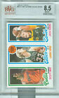 1980-81 Topps LARRY BIRD ROOKIE CARD MAY SIKMA BVG 8.5 NM-MT+