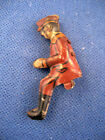 Early Tin Driver for Penny Toy / Circa 1915-1930's