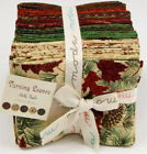Moda Fat Quarter Bundle - Turning Leaves by Holly Taylor