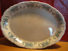 Antique Buffalo Pottery Platter 15
