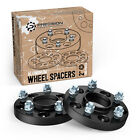2pc 20mm Wheel Spacers  5x45 to 5x45  HUBCENTRIC  1 2 Studs  5x1143