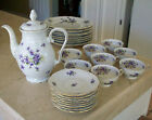 Antique Germany Bavaria - Royal Castle China Set of 26 Pcs Complete