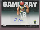 2011 Topps Game Day Signatures Autograph Auto Randall Cobb RC Packers Rookie