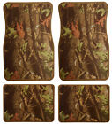 Cc Camouflage Design Rubber Car Floormats 4 Colors To Choose From