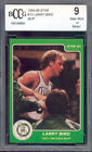 1984-85 star #12 LARRY BIRD MVP celtics BGS BCCG 9