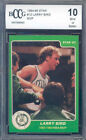 1984-85 star #12 LARRY BIRD MVP celtics BGS BCCG 10