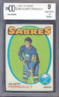 1971-72 topps #60 GILBERT PERREAULT buffalo sabres BGS BCCG 9