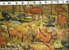 Cranston VIP ~ Hautman ~ WHITETAIL DEER Bucks ~ 100% Cotton Quilt Fabric BTY