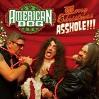 Merry Christmas A****** by American Dog *New CD*