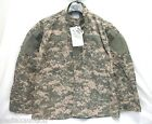 Army Issue Combat Uniform 50/50 ACU Shirt/Jacket Medium-Regular New With Tags!!!