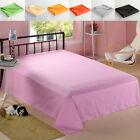 LA CLEARANCE  Quilt  250X250cm Cotton Solid Sheet Coverlet Coverlid Bedspread