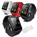 U8 Bluetooth Smart Wrist Watch Phone Mate For Android&IOS Iphone Samsung LG Sony