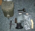POST WW2 FINNNISH OPTIC MORTAR SIGHT WITH TOOLS IN ORIGINAL CASE