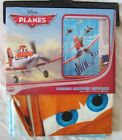 Disney Planes Bathroom FABRIC SHOWER CURTAIN- Dusty Crophopper- NEW