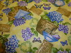 Cotton Fabric Northcott Ro Gregg Nantucket 2561 Race for A Cure Yellow 3 YDS