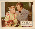 THE GLENN MILLER STORY ORIGINAL LOBBY CARD JAMES STEWART JUNE ALLYSON 1954